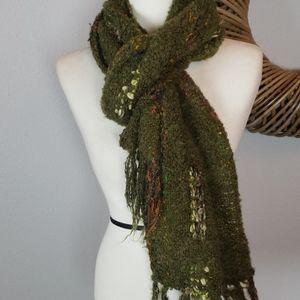Wool blend scarf Nordstrom